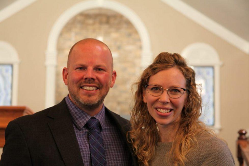 Pastor Greg Winn